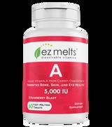 EZ Melts Vitamin A