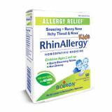 Boiron RhinAllergy Kids Tablets