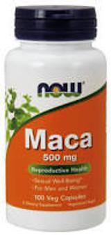 NOW Maca 500mg