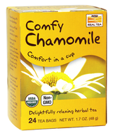 NOW Organic Chamomile Tea