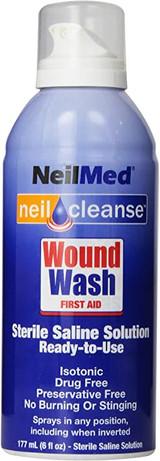 Neil Med Wound Wash