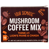 Four Sigmatic Mushroom coffee THINK 10 pack