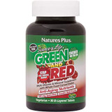 Natures Plus Source of Life Green and Red 90 Tab