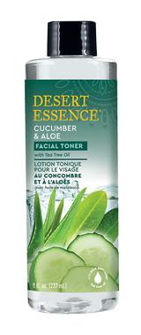 Desert Essence Cucumber & Aloe Facial Toner