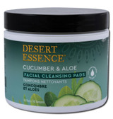 Desert Essence Cucumber & Aloe Cleansing Pads
