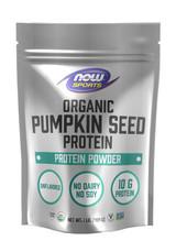 Now Pumpkin seed protein, organic powder 1lb
