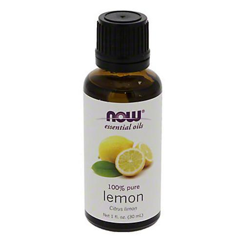 NOW Lemon Oil 1oz