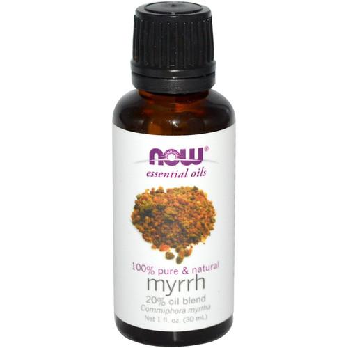 NOW Myrrh Oil 1oz