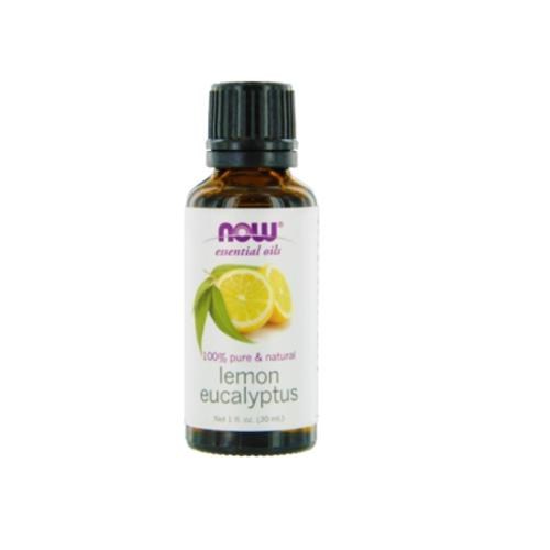 NOW Lemon & Eucalyptus Oil