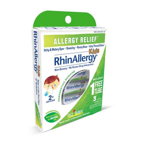 Boiron Rhinallergy Kids Pellets