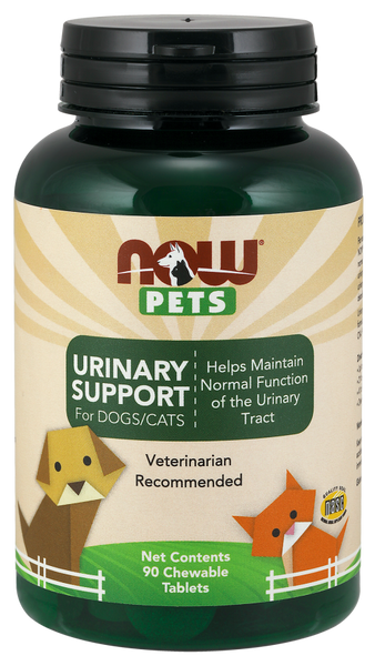 NOW Pet Urinary Support Chewable