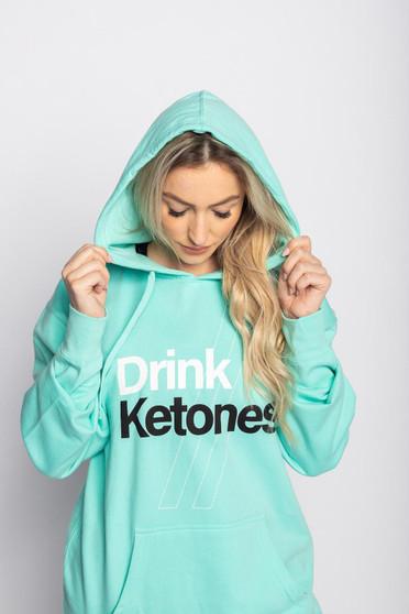 Mint Drink Ketones Hoodie