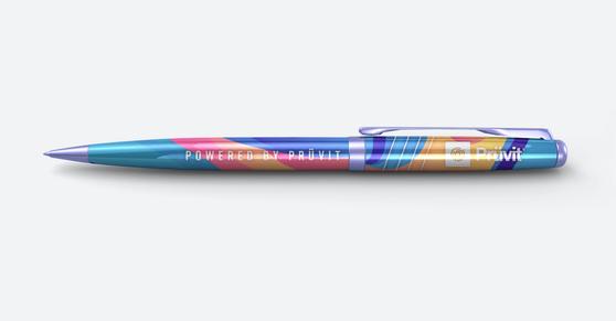 Powered by Prüvit Pen