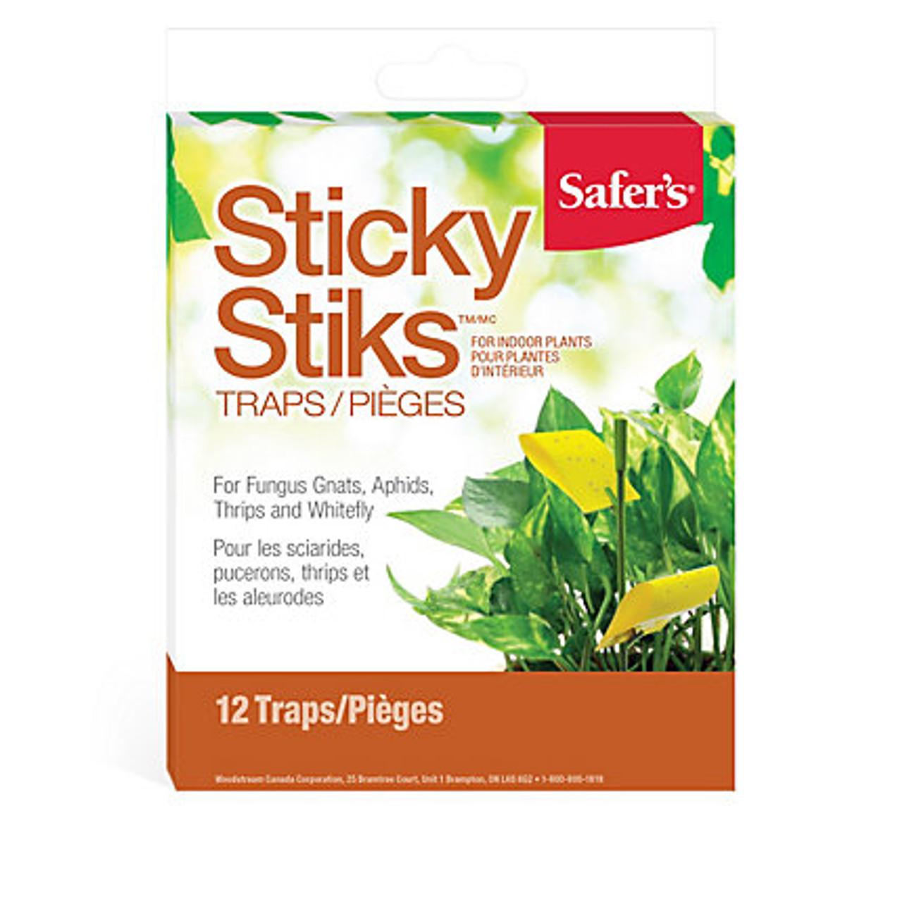Safer's® Sticky Sticks Traps