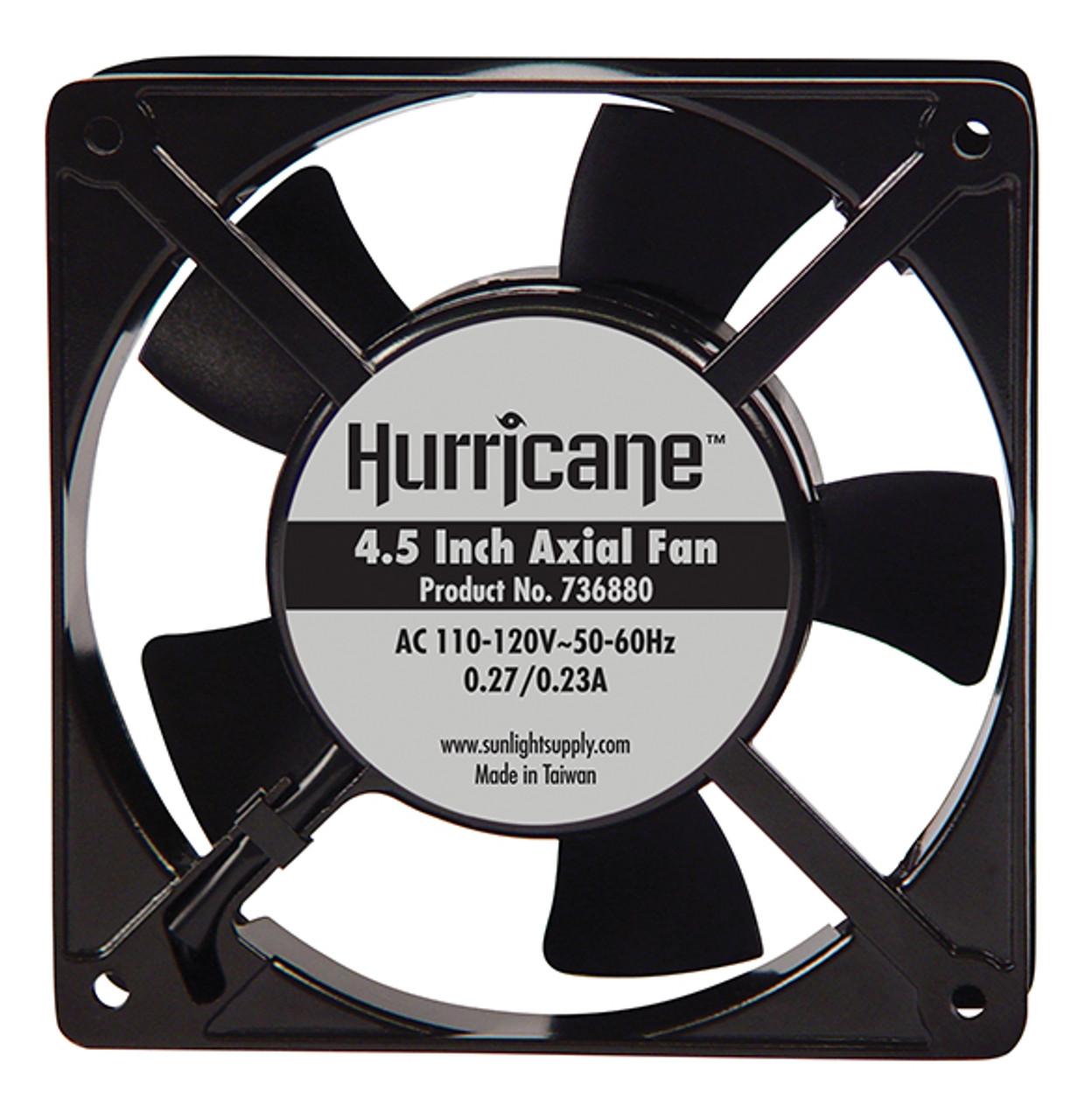 """Axial Fan 4.5"""" to 10"""""""