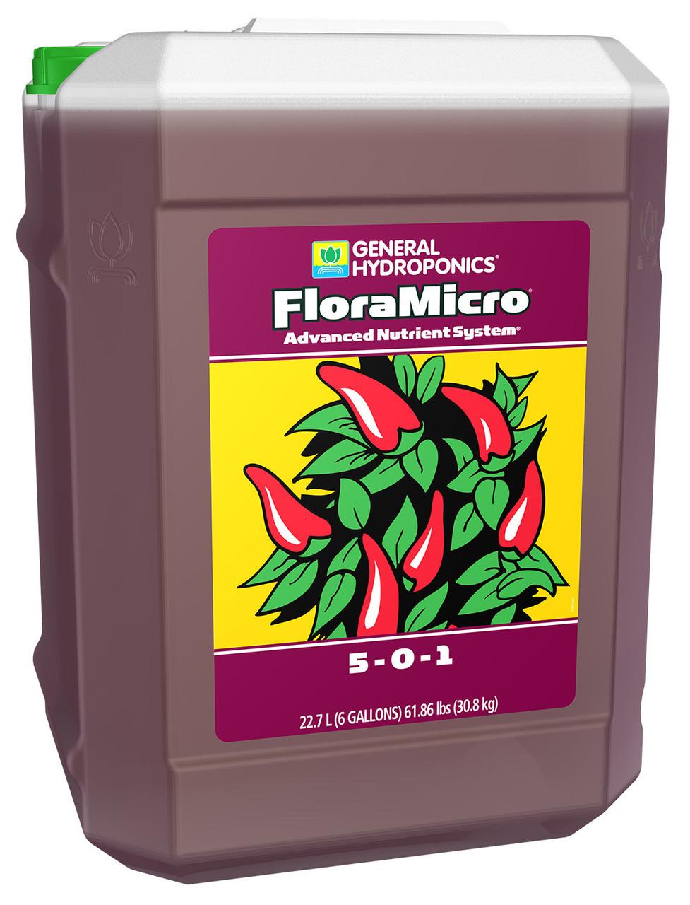 Flora Micro 23L