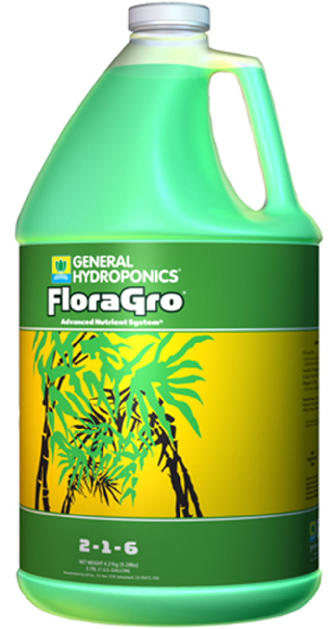 Flora Gro 4L