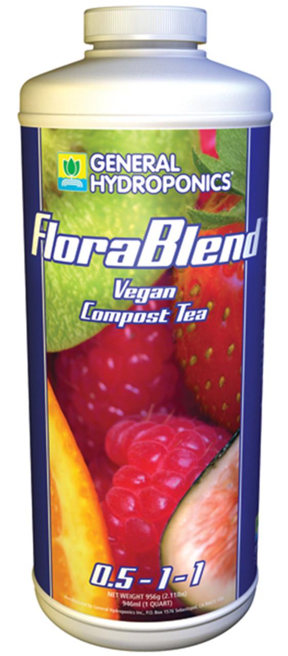 Enhance your plants' natural metabolic processes - Flora Blend  1L