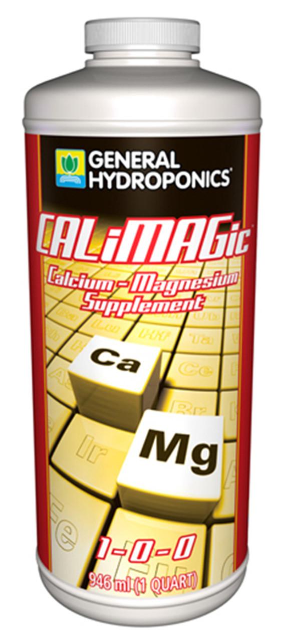 Calcium Magnesium Supplement - CALiMAGic General Hydroponics 1L