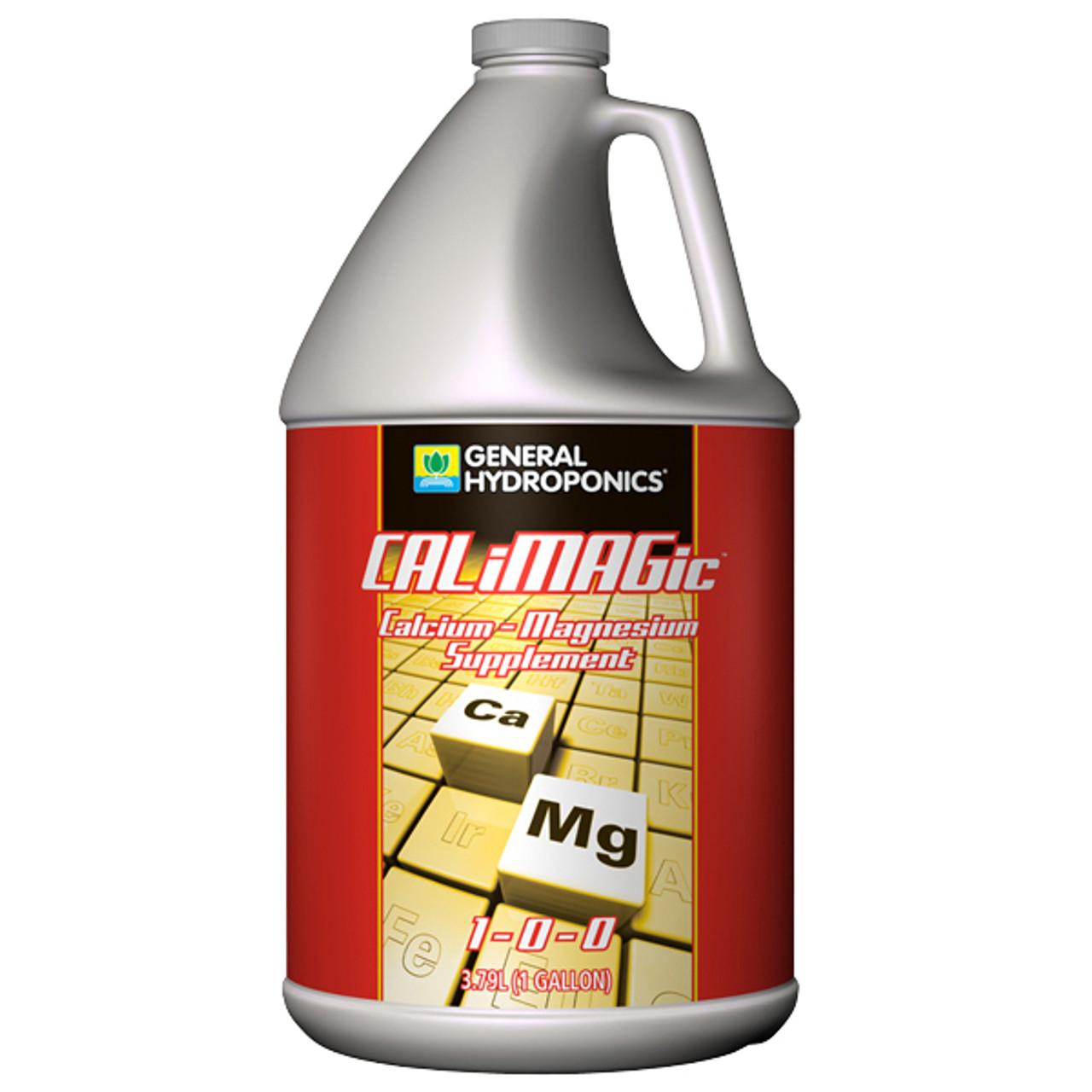 Calcium Magnesium Supplement - CALiMAGic General Hydroponics 4L