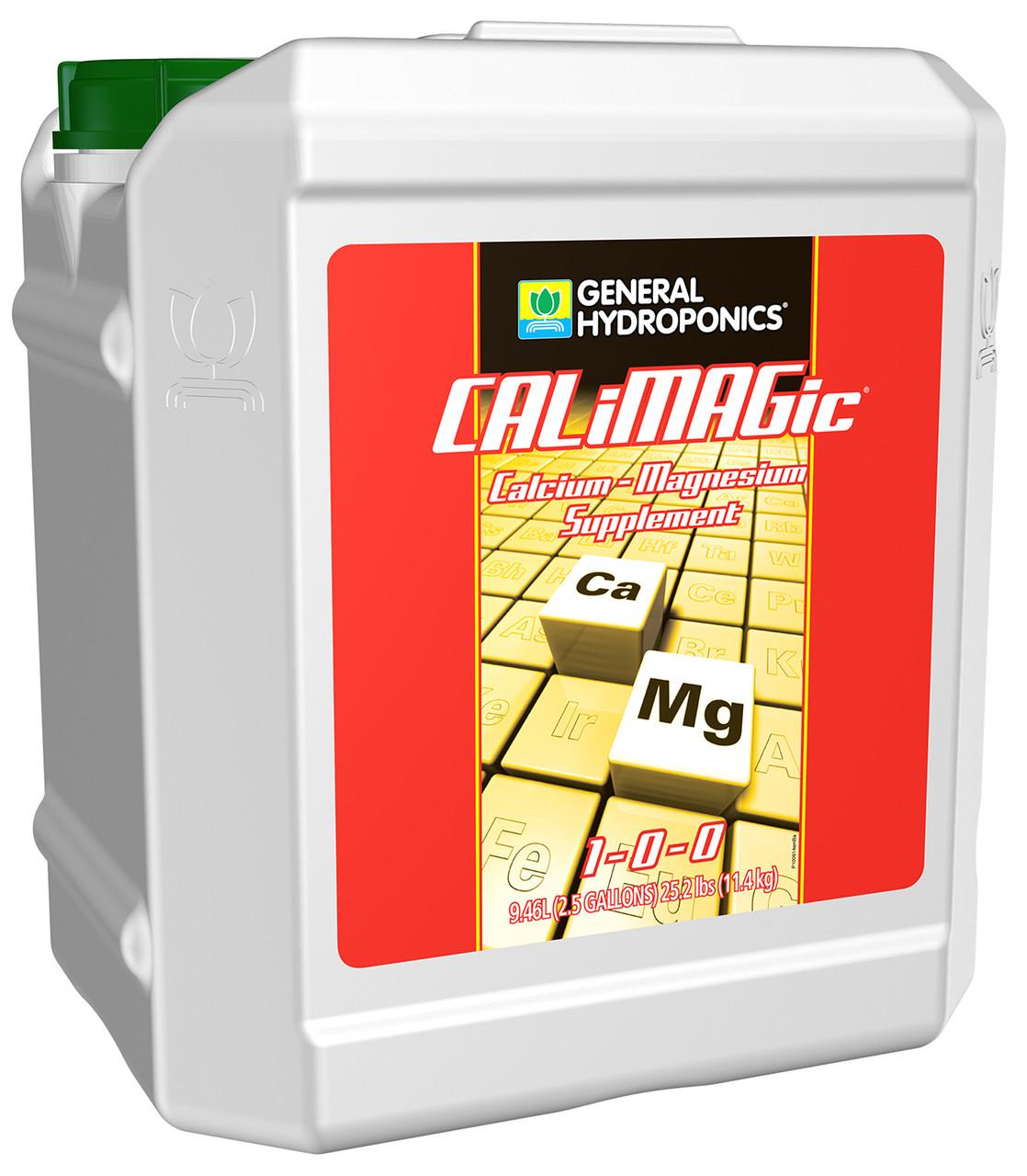 Calcium Magnesium Supplement - CALiMAGic General Hydroponics 10L