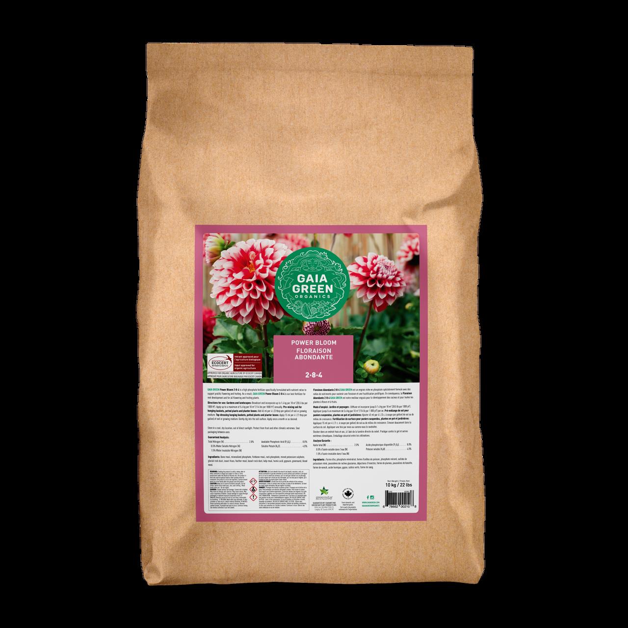 GAIA GREEN Organics - Power Bloom