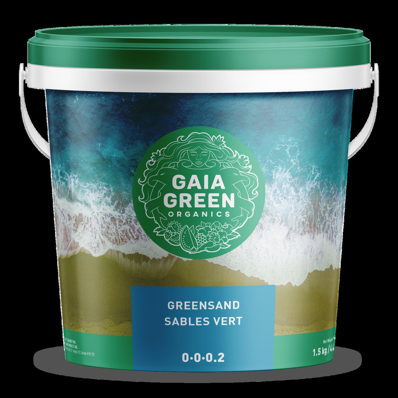 Gaia Green Greensand 1.5kg