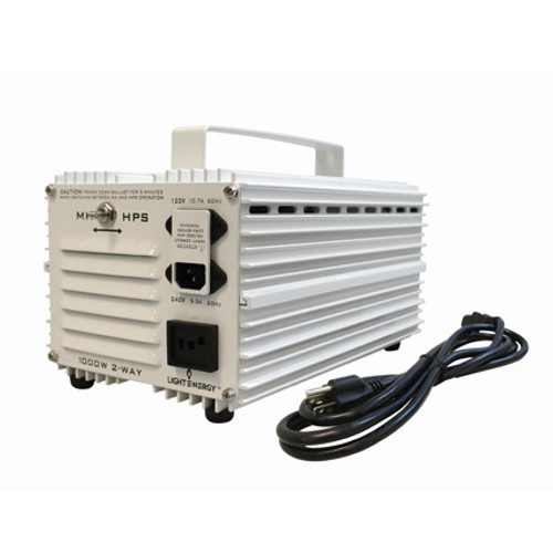 Premium Switchable Ballast Kit 1000 watt MH / HPS LightEnerG