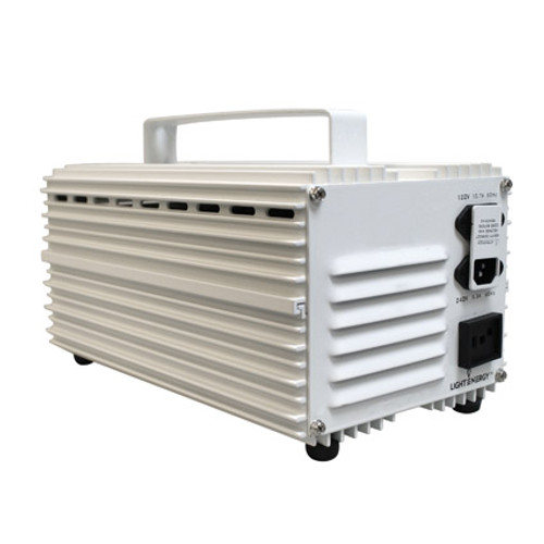 AVAILABLE IN: 1000w MH/HPS 120V/208V/240V/277V Quad Tap 1000w MH/HPS 120V/240V 600w* HPS 120V/240V 400w MH/HPS 120V/240V *Note: 600w is a non-switchable ballast