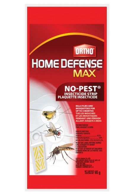 Ortho® Home Defense® MAX™ No Pest® Insecticide Strips