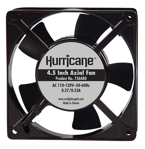"Axial Fan 4.5"" to 10"""