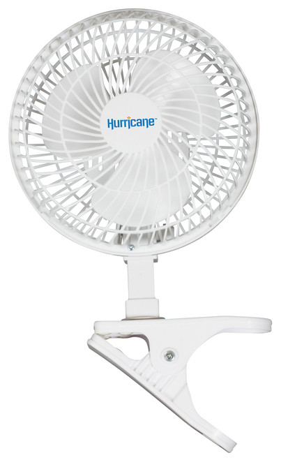 "6""Hurricane clip Fan"