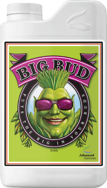 If you give them one with Big Bud® Liquid, they will gain in size, mass and potency from the rich assortment of bio-available, L-amino acids in the formulation. Of course, your plants will get the optimal amounts of phosphorous and potassium for strong flowering, but in addition to this perfectly dialed-in PK spike, they'll get a rich spectrum of secondary metabolites, allowing them to expend less time and energy knitting together their own amino acids. Instead, your crops will be freed to channel all that energy into building bigger, heavier buds – directly! Finally, the addition of L-ascorbic acid pushes your crops to peak performance while protecting them as an important antioxidant