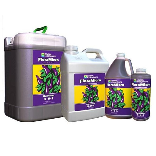 Flora Micro Hard water Family  For hard water with a ppm value above 250 we recommend FloraMicro Hardwater.