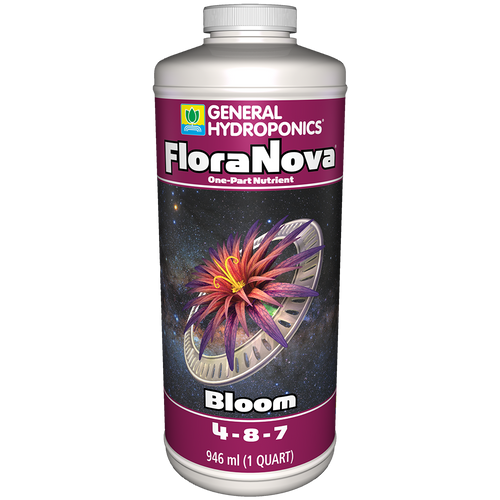 One Part Fertilizer Flora Nova Bloom General Hydroponics