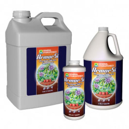 Armor Si General Hydroponics  Premium Silicate Supplement