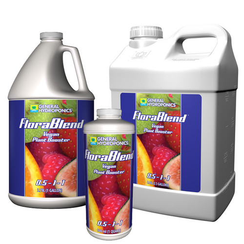 Enhance your plants' natural metabolic processes - Flora Blend Family