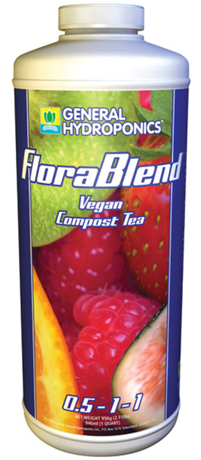 Enhance your plants' natural metabolic processes - Flora Blend  1L