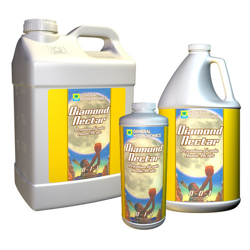 Premium nutrient transporter - Diamond Nectar General Hydroponics Family