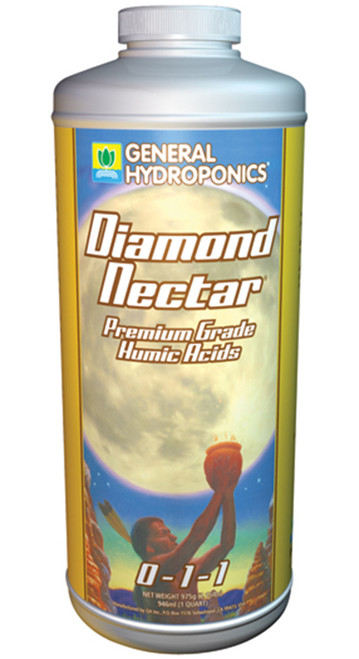 Premium nutrient transporter - Diamond Nectar General Hydroponics 1L