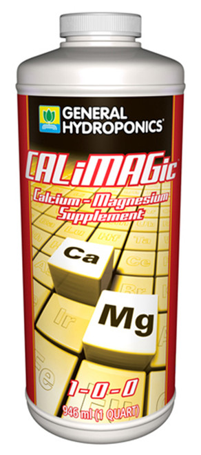 Calcium Magnesium Supplement - CALiMAGic General Hydroponics 1L