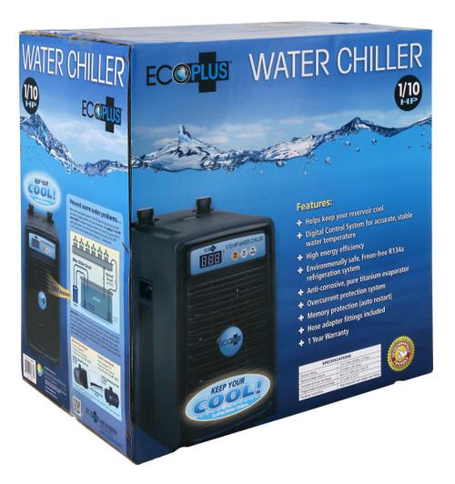 EcoPlus® 1/10 HP Water Chiller