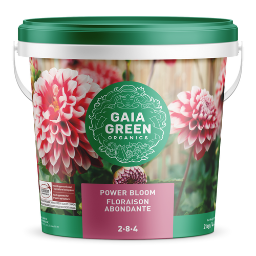 gaia green organics power bloom