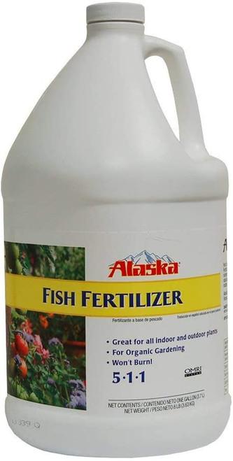 fish fertilizer 3.7 L