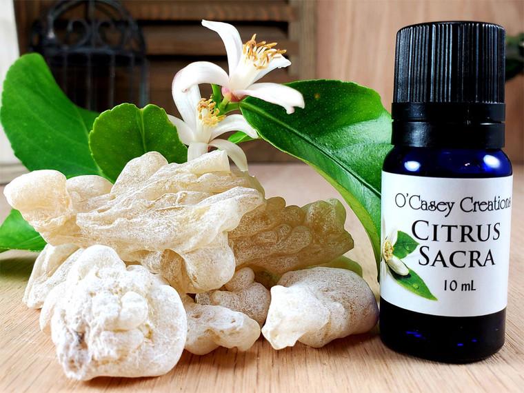 Citrus-Sacra Pure Essential Oil - 10ml