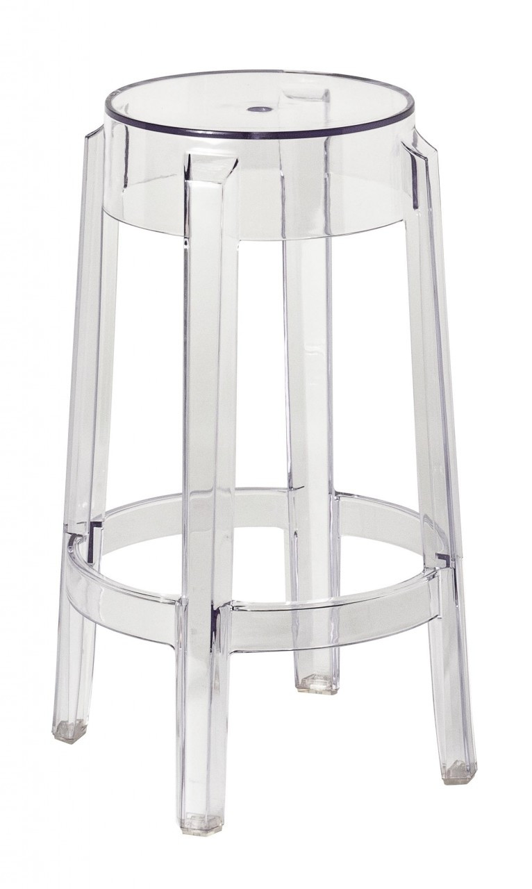 Replica Charles Ghost Stool Clear Replica Ghost Stool Ghost Stool Replica Ghost Barstool