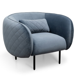 CLC2311 Armchair - Dust Blue (cf)
