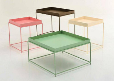 Replica Tray Table - 3 x Sizes - Various Colours