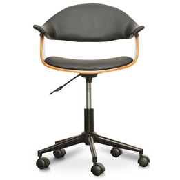 COC2634-SE Office Chair - Black PU (cf)