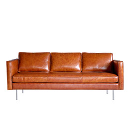 Axel Sofa - 3-seater in Vintage Leather